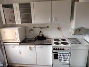 Küchenzeile mit sep Spülmaschine