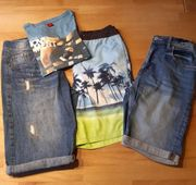 Kleiderpaket Jungs Gr 164