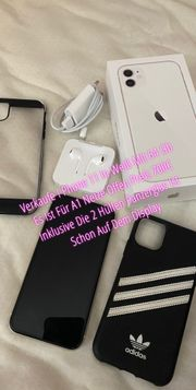 I Phone 11 64GB Weiß