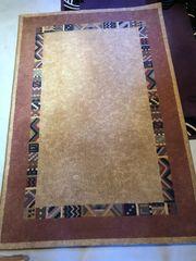 Teppich mit 3 passenden Brücken