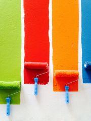 Malerarbeiten - Silikon Fugen - Entfeuchtung -Schimmelsanierung