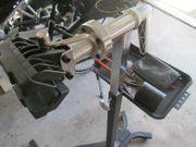 Hochwertiger Fahrrad-Reparaturständer zu Verschenken