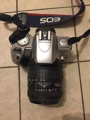 Canon EOS 300 V Spiegelreflexkamera