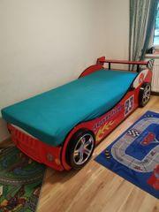 Auto Junior Bett Kinderbett