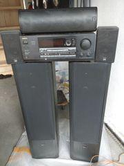 Lautsprecher Verstärker Back Boxen 5