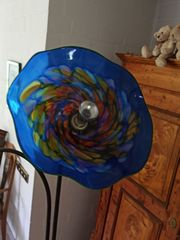 Stehlampe Wohnzimmerlampe muranoglas