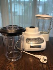 KitchenAid Artisan Blender weiss incl