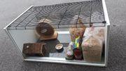 Hamster - Kleintierkäfig stall