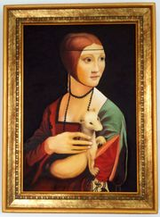 The Lady with en Ermine -