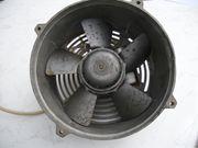 Lüfter für E-Motoren