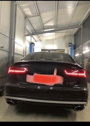 Audi A6 C7 4G Diffusor