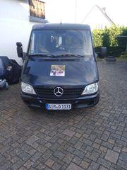 Mercedes Sprinter 316 CDI Rollstuhllift