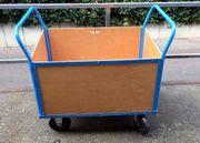 Lagerwagen Magazinwagen Plattformwagen Kastenwagen 1050x700mm