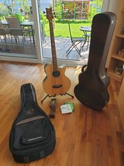 Ortega KTSM 5 acoustic bass