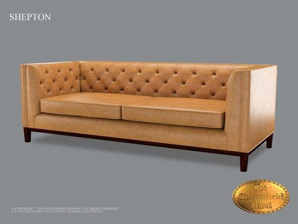 Chatham Chesterfield 3 Sitzer Sofa