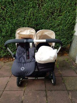 Kinderwagen - Bugaboo Donkey Geschwisterwagen