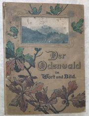 Altes Buch von 1905 - Der