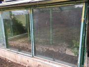 Fenster mit Metallrahmen ca 140x120