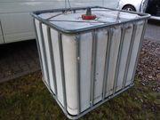 Regenwassertank Wassercontainer 1000 Liter