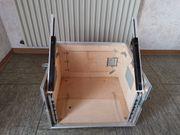 Rackcase für Mischpult Effektgeräte und