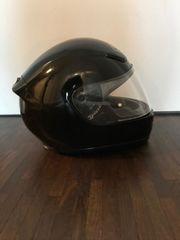 Motorradhelm Shoei XR-1000 schwarz - Größe S