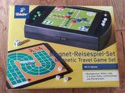 Magnet-Reisespiel-Set von Tchibo Backgammon Mühle