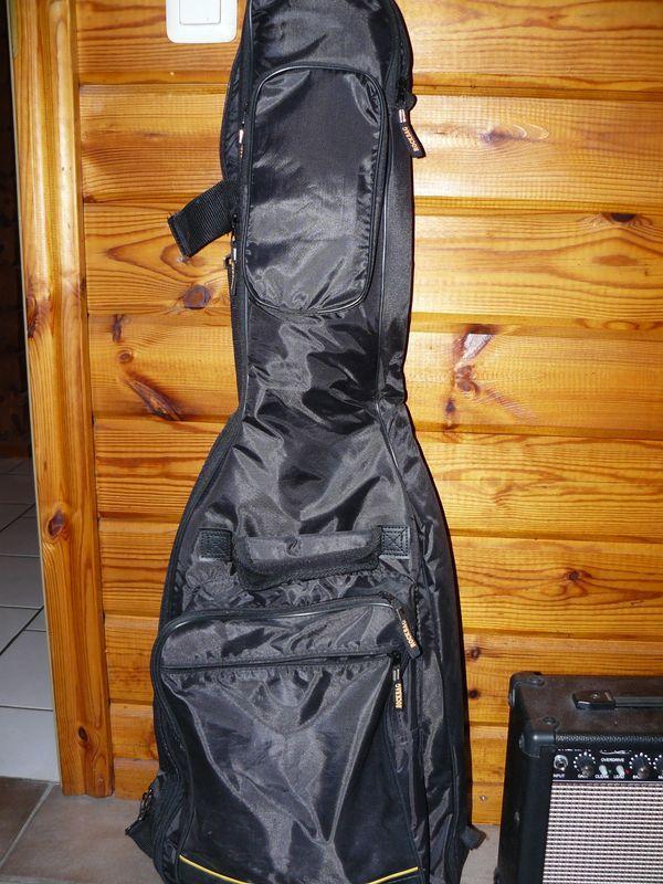 stabile gut gepolsterte Tasche für