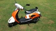 Roller 125 ccm Sachs