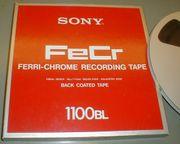 Sony Tonband FeCr R-11A