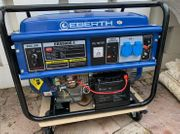 Stromerzeuger Benzin 5500 Watt nagelneu