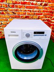 A 8Kg Waschmaschine von Siemens