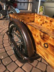 Anhänger Mofa Roller Fahrrad