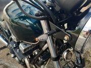 Satz Motorrad Miniblinker in Carbon