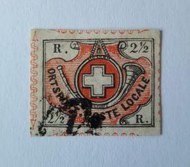 1850 Winterthur (12.2.04), Luxus, Attest, SBK Fr. 5.650