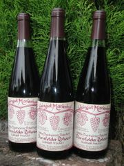 Bio - Wein 1988er Dornfelder Rotwein