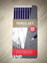 Bleistifte mit verschiedenen Stärken