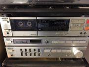 Sony Technics Stereoanlage Vintage 80ies