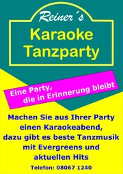 Reiner s Karaoke Tanzparty