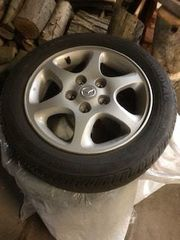 RESERVIERT Zu verschenken Reifen mit