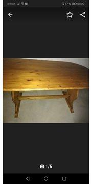 Sehr Stabiler großer Tisch