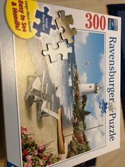 Puzzle 300 Teile extra groß
