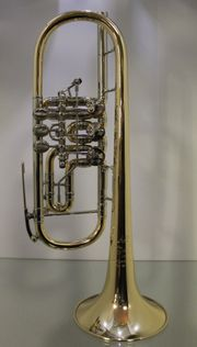 J Scherzer Profi - Konzert -Trompete