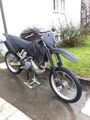 KTM egs 250 exc