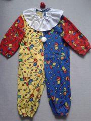 NEU 2tlg Kostüm Clown Nase