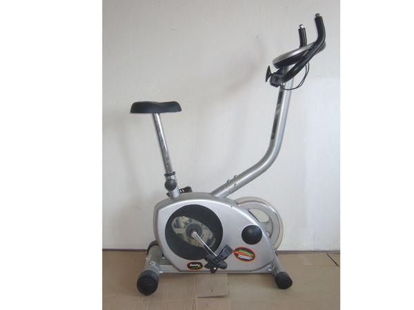 Fitness Fahrrad Hometrainer Ergometer Trimmrad