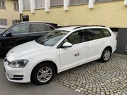 Vermiete VW Golf 7 TDI