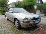 Opel Astra Bertone TÜV neu