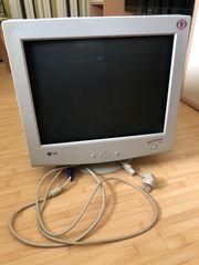 LG Röhenbildschirm