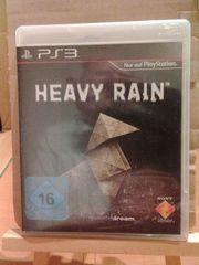 Heavy Rain Sony PlayStation 3
