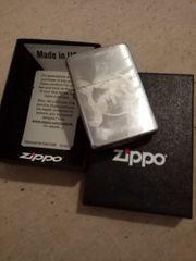 EINZELSTÜCK Original Zippo Benzinfeuerzeug